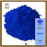 蓝色色粉,色浆颜料,酞菁蓝,钛青蓝。