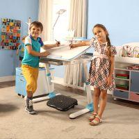 智慧扬帆 儿童学习桌椅套装 成长书桌椅 学生桌椅
