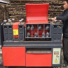 供应高速钢管调直除锈刷漆一体机 建材生产加工机械