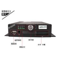 安锐鑫 车载录像机4路监控高清SD卡机 客车大巴车载监控系统设备 免硬盘