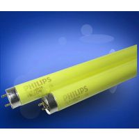 PHILIPS飞利浦黄光灯管,防紫外线抗UV安全灯管