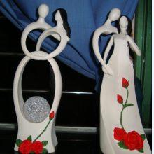 扬州树脂青花瓷园林景观花瓶雕塑玻璃钢仿青花瓷城市街道雕塑摆设