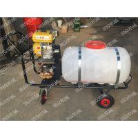 高压气雾杀毒喷雾器 润众 新型植保机械高压喷雾器