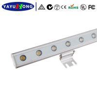 厂家直销18W led洗墙灯 大功率 55×70×500 质保两年 led射灯条