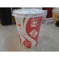 武汉绿豆沙冰纸杯红豆沙冰纸杯批发