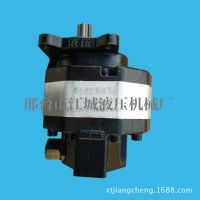 铸铁高压双联齿轮泵/铸铝液压齿轮泵 型号齐全 认准河北江城