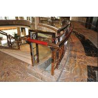 304焊接玫瑰金不锈钢护栏管,佛山玫瑰金不锈钢护栏扶手管,玫瑰金不锈钢楼梯扶手管厂家直销