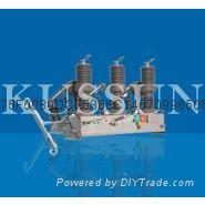 真空断路器ZW32-12/630-25KA,上海龙熔专业生产,证书齐全