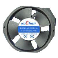 散热风扇散热风扇YCHB禹臣17238交流i交流风机可做带插头