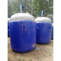 供应二手5吨不锈钢反应釜,二手反应釜