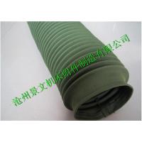 环保设备除尘耐磨帆布软连接【A级材质】