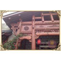 重庆木雕加工工艺品木雕装饰中式装修风格雕花雕刻工艺