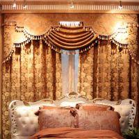 皇庭窗帘(图),窗帘布艺代理,隰县窗帘