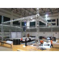 LED屏 舞台桁架灯光 线阵音响TRUSS架篷房出租