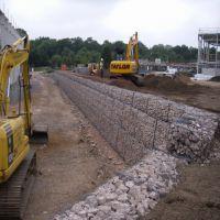 施工简便路基、铁路建设格宾网