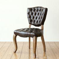 众美德家具靠背拉点椅,实木餐厅椅,餐厅椅子家具定制