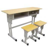 供应双人课桌凳,学生课桌凳,校用设备