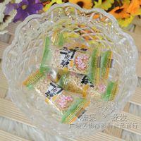 扬州特产五一牛皮糖 桂花味低糖度牛皮糖批发 喜糖批发零售