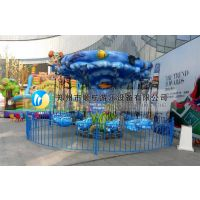 广场、公园游艺设备,儿童游乐海洋飞椅
