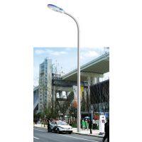 扬州弘旭照明厂家常年供应道路照明8米150W-400W钠灯单臂灯杆