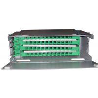 直供耐斯龙48口通用型ODF单元箱 光缆连接设备 可定制
