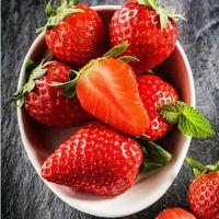 妙香草莓苗品种_福州妙香草莓苗_乾纳瑞农业科技
