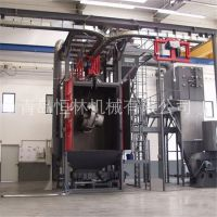 青岛恒林厂家直销 Q37系列吊钩式抛丸清理机 三十年生产经验 可量身定制,欢迎来电