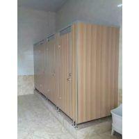 富诚达专业生产深圳宝安区 卫生间隔断防水耐火 厕所隔断上门测量送货安装