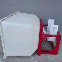 大成牌高效高产电动撒肥机 方口大容量前置撒肥机 直销颗粒化肥抛撒机