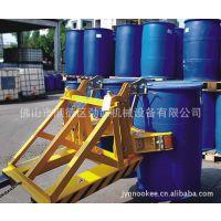 叉车旋转桶夹设备/叉车桶夹搬运器/叉车桶夹搬运设备价格