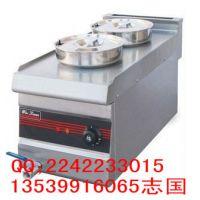 唯利安专卖 WBS-300 双头圆形热汤池 保温炉