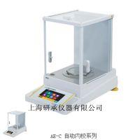 AE-C触摸式彩屏电子分析天平四级防震实验室称量