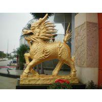 厂家直营,大型精美铸铁动物雕塑,精美铸铁工艺品雕塑,铸铁麒麟雕塑,金麒麟,金鼎雕塑,铁马,牛型雕塑