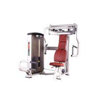 坐姿推胸训练器(ZDS-001)中德健身器材