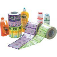 优惠供应山东不干胶标签印刷励硕LS-8000水胶铜版纸标签印刷加工
