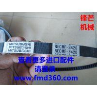 住友SH350-5空调皮带8420广州住友挖机配件