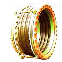 供应可调式可曲挠橡胶接头银川厂价直销