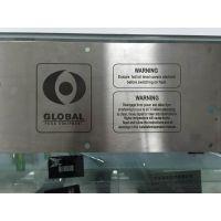 金属标牌标识专用激光打标机 20w精密激光打标机 无锡标龙激光厂家
