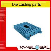 户外通讯设备底座 3C电子零件 铝压铸通信电讯光纤网络配件