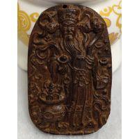 越南沉香财神挂件 沉水料  男女可佩带 全国 拿货保真