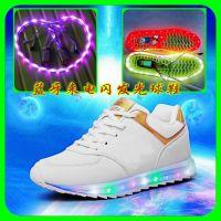 全网供应批发生产可以通过蓝牙闪灯发光的球鞋供应