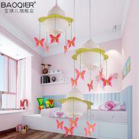 儿童房吸顶灯女孩男孩房间卧室灯具led简约温馨卧室灯