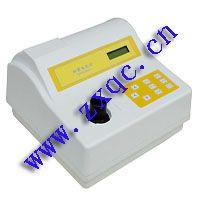 中西供细菌浊度计/比浊仪(带打印) 型号:Shxr-WGZ-2XJP库号:M403592