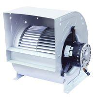 LKZ系列前向多翼离心风机 单相电机直联传动 新风系统配套