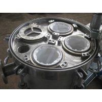 成都莘明XM6P2S制药固液分离不锈钢过滤器 化工油脂处理专用袋式过滤器厂家