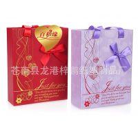 双色抽屉式喜糖盒 回礼盒大号 结婚糖果纸盒 婚庆喜糖盒定做批发