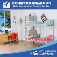 合肥厂家直供钢制公寓床,宿舍组合床,学生公寓床,品牌公寓床、