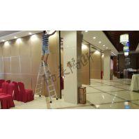 襄樊市宴会厅移动屏风隔断厂家包工包料