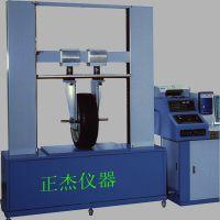 供应正杰工业脚轮静压试验机 定制脚轮抗压测试机
