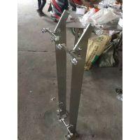 赛凌斯厂家直销精密铸造201不锈钢楼梯立柱/栏杆立柱